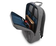 "Lenovo B210 Casual Backpack 15,6"" (szary)  - 440669 - zdjęcie 4"