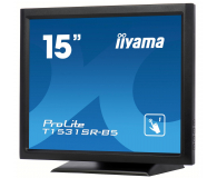 iiyama T1531SR-B5 dotykowy czarny  - 440234 - zdjęcie 4