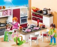 PLAYMOBIL Duża rodzinna kuchnia - 440740 - zdjęcie 2