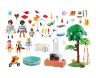 PLAYMOBIL Przyjęcie w ogrodzie - 440743 - zdjęcie 3