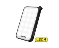 ADATA Power Bank D8000 LED + Głośnik Muvo 1C (czarny) - 500102 - zdjęcie 2