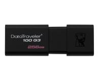 Kingston 256GB DataTraveler 100 G3 (USB 3.0)  - 438163 - zdjęcie 1