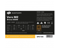 SilentiumPC 600W Vero M2 Bronze - 364864 - zdjęcie 7