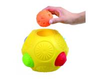 Dumel Discovery Flexi Piłka Sensory 2110 - 444091 - zdjęcie 2