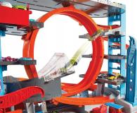 Hot Wheels City Mega Garaż Rekina - 446187 - zdjęcie 4
