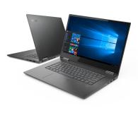 Lenovo YOGA 730-15 i5-8250U/16GB/256/Win10 GTX1050 Szary  - 445080 - zdjęcie 1