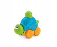 Fisher-Price Odjazdowy żółwik  - 446979 - zdjęcie 1