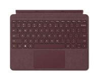 Microsoft Signature Type Cover do Surface Go Burgundowy - 440097 - zdjęcie 1