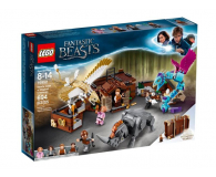LEGO Harry Potter Walizka Newta z magicznymi stworze - 442594 - zdjęcie 1