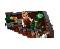 LEGO Harry Potter Walizka Newta z magicznymi stworze - 442594 - zdjęcie 4