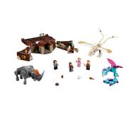 LEGO Harry Potter Walizka Newta z magicznymi stworze - 442594 - zdjęcie 2