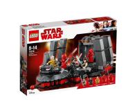 LEGO Star Wars Sala Tronowa Snoke'a - 442581 - zdjęcie 1