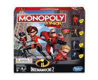 Hasbro Monopoly Junior Iniemamocni 2 - 450900 - zdjęcie 1