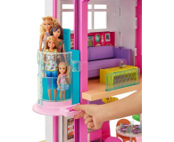 Barbie Idealny Domek dla lalek światła i dźwięki - 451652 - zdjęcie 7