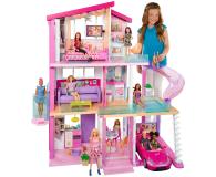 Barbie Idealny Domek dla lalek światła i dźwięki - 451652 - zdjęcie 8