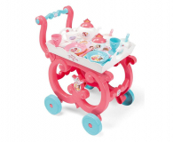 Smoby Disney Princess Wózek Księżniczki z zastawą - 451719 - zdjęcie 1