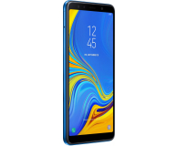 Samsung Galaxy A7 A750F 2018 4/64GB LTE FHD+ Niebieski  - 451430 - zdjęcie 4