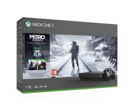 Microsoft Xbox One X 1TB +Metro Saga+GoW 4+Fifa19+EA Access - 473631 - zdjęcie 2