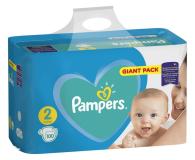 Pampers New Baby 2 Mini 4-8kg 100szt Zapas  - 474005 - zdjęcie 1