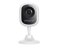 Creative Live! Cam IP HD 720P WiFi LED IR (dzień/noc)biała - 474438 - zdjęcie 1