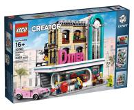 LEGO Creator Bistro w śródmieściu - 474676 - zdjęcie 1
