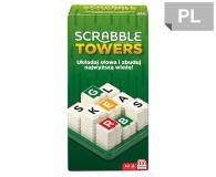 Mattel Scrabble Towers - 436988 - zdjęcie 1