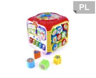 Zabawka interaktywna Vtech Kostka Aktywności edukacyjna zabawka maluszka