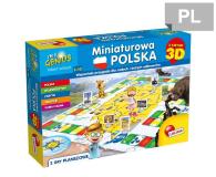 Lisciani Giochi Mały Geniusz Miniaturowa Polska 3D - 472428 - zdjęcie 1