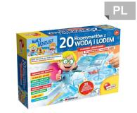 Lisciani Giochi Mały Geniusz 20 eksperymentów - 419609 - zdjęcie 1