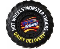 Hot Wheels Monster Trucks Pojazd 1:64 mix - 471504 - zdjęcie 4
