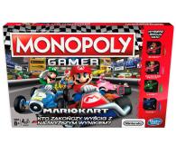 Hasbro Monopoly Gamer Mario Kart - 450896 - zdjęcie 2
