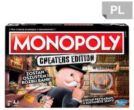 Hasbro Monopoly Cheaters Edition - 450895 - zdjęcie 1