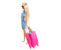 Barbie Lalka w podróży + akcesoria - 476426 - zdjęcie 5
