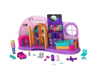 Lalka i akcesoria Mattel Polly Pocket Magiczny Pokoik