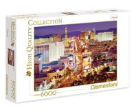Clementoni Puzzle HQ  Las Vegas - 417268 - zdjęcie 1