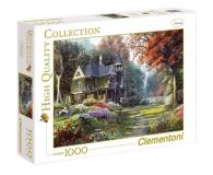 Clementoni Puzzle HQ  Victorian garden - 417123 - zdjęcie 1