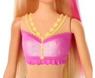 Barbie Dreamtopia Magiczna syrenka rusza i świeci ogonem - 471296 - zdjęcie 5