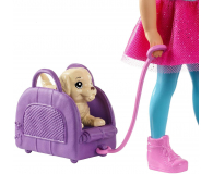 Barbie Lalka Chelsea w podróży z akcesoriami - 471314 - zdjęcie 3
