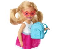Barbie Lalka Chelsea w podróży z akcesoriami - 471314 - zdjęcie 4