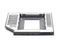 """Gembird Adapter na dysk 2.5"""" do laptopa (slot DVD 12.7mm) - 471278 - zdjęcie 1"""