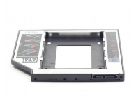 "Gembird Adapter 5.25"" do dysku 2.5"" (slot DVD 12.7mm) - 471278 - zdjęcie 1"
