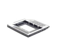 """Gembird Adapter na dysk 2.5"""" do laptopa (slot DVD 12.7mm) - 471278 - zdjęcie 4"""