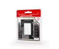 """Gembird Adapter na dysk 2.5"""" do laptopa (slot DVD 12.7mm) - 471278 - zdjęcie 5"""