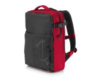 HP Omen Gaming Backpack RED - 471106 - zdjęcie 1