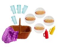 Barbie Mebelki ogrodowe Stół piknikowy - 471423 - zdjęcie 4