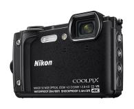 Nikon Coolpix W300 czarny kit - 466025 - zdjęcie 1