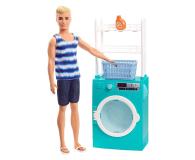 Barbie Zestaw Ken w pralni - 471449 - zdjęcie 1