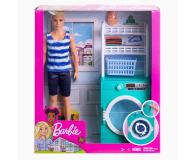Barbie Zestaw Ken w pralni - 471449 - zdjęcie 6