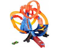 Hot Wheels City Ucieczka z wulkanu Zestaw - 471499 - zdjęcie 2