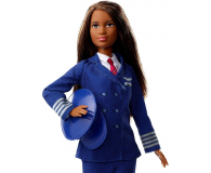 Barbie Kariera 60 urodziny Lalka Pilot - 471407 - zdjęcie 6